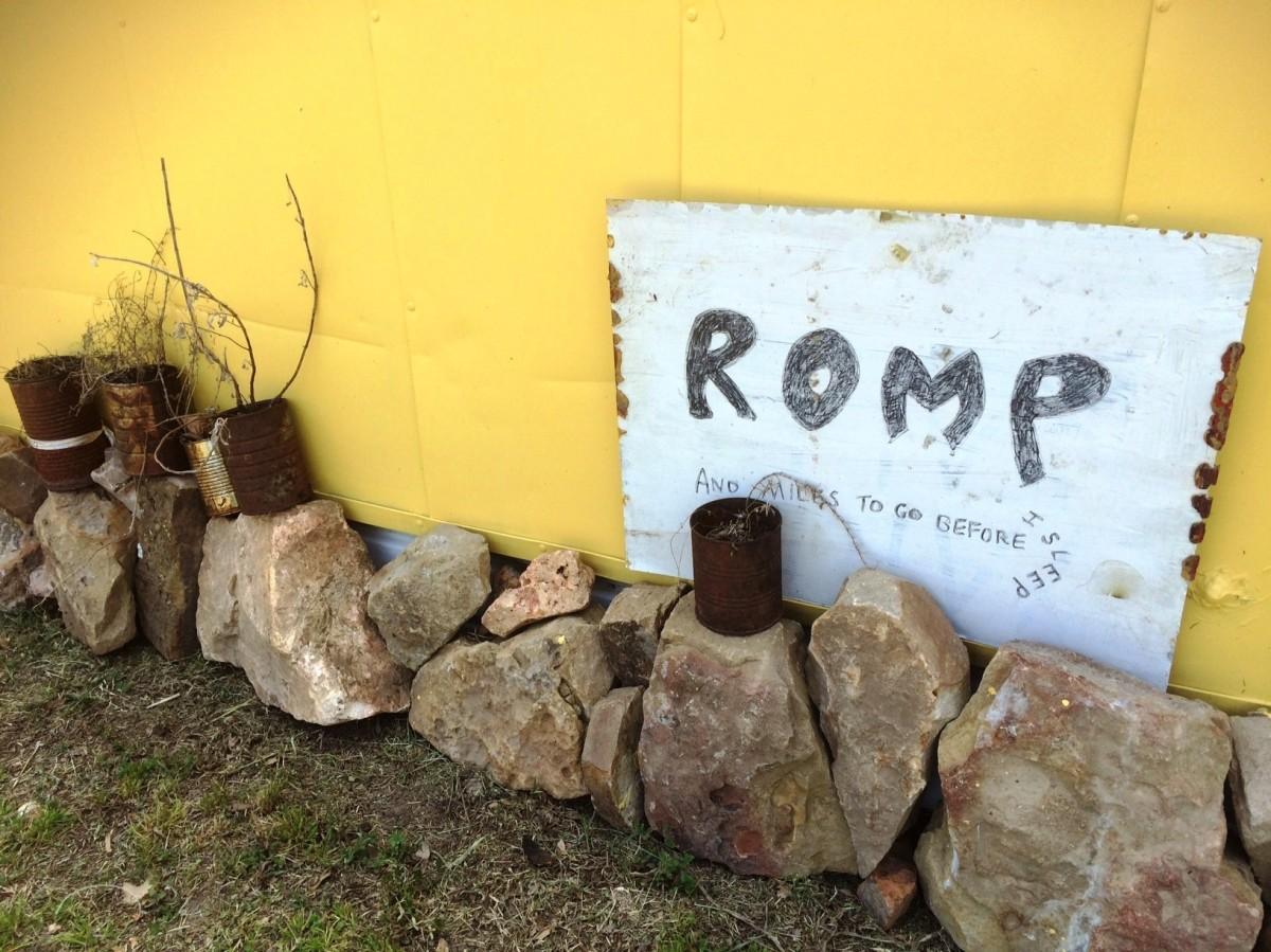 ROMP Rocks