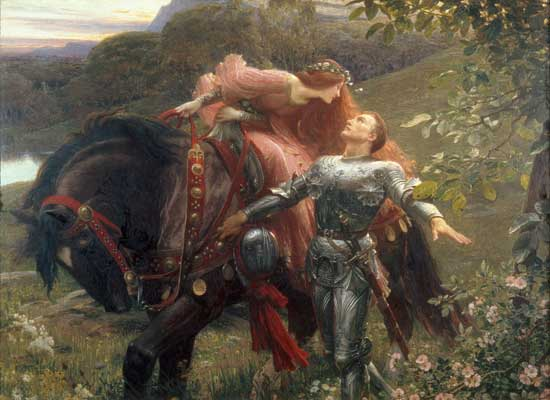 keats - la belle dame sans merci essay Analysis of la belle dame sans merci the poem la belle dame sans merci by john keats is a poem full of imagination, dreams, romanticism, and mystery.