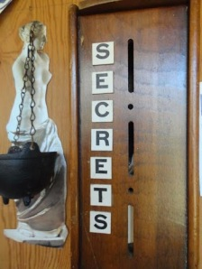 Where secrets are kept