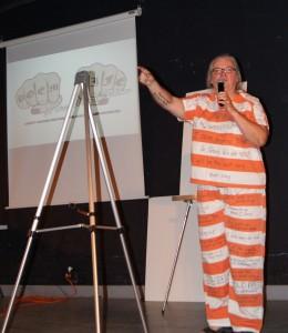 shaun at comedy parlor 2