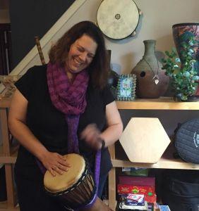 river-drumming