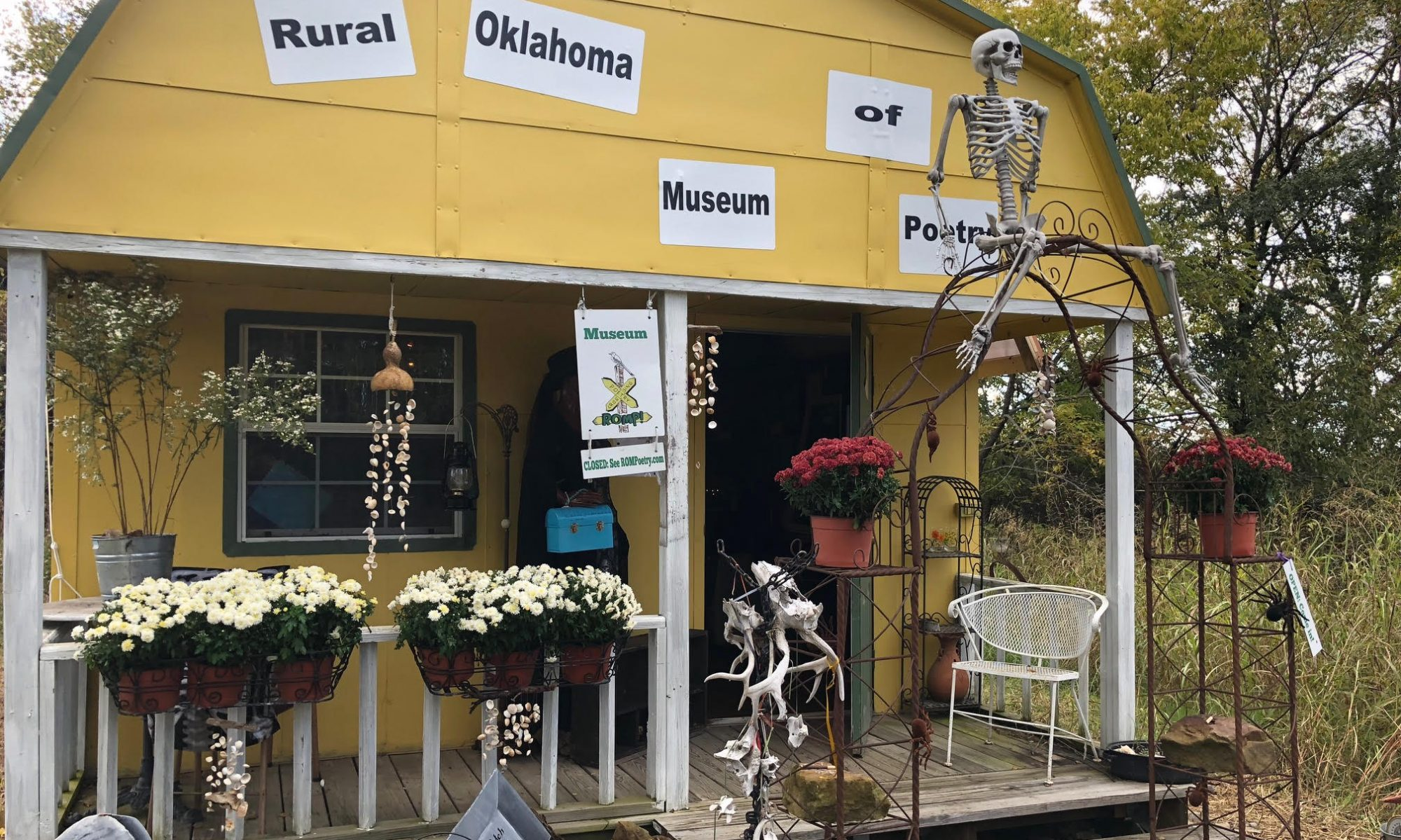 Rural Oklahoma Museum of Poetry